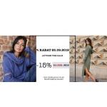 Molly: 15% rabatu na modne ubrania damskie
