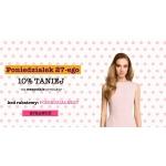 Molly: 10% rabatu na modne ubrania damskie