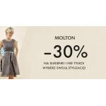 Molton: 30% zniżki na sukienki i nie tylko