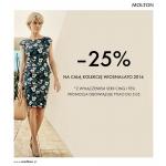 Molton: 25% zniżki na całą kolekcję wiosna-lato 2016