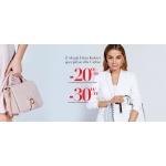 Monnari: z okazji Dnia Kobiet 20% rabatu na całą kolekcję wiosna-lato 2018, 30% zniżki na torbę z nowej kolekcji
