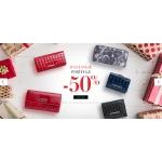 Monnari: wyprzedaż 50% rabatu na portfele