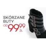Monnari: buty skórzane od 99,99 zł