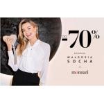 Monnari: do 70% rabatu na kolekcję odzieży damskiej Małgosia Socha