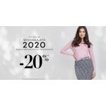 Monnari: 20% zniżki na odzież damską z kolekcji wiosna-lato