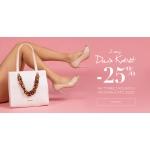 Monnari: z okazji Dnia Kobiet 25% zniżki na torby z kolekcji wiosna-lato