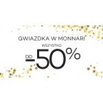Monnari: do 50% rabatu na modę damską