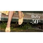 Monnari: 50% rabatu na buty damskie