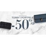 Monnari: 50% rabatu na wszystkie torby i portfele damskie