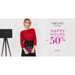 Monnari: Happy Hours 50% rabatu na kolekcję odzieży damskiej Femestage Eva Minge