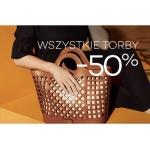 Monnari: wyprzedaż 50% zniżki na wszystkie torby damskie