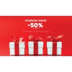 Monnari: urodzinowa promocja 50% na wszystko