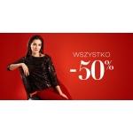 Monnari: 50% zniżki na odzież, obuwie, torby i akcesoria damskie