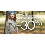 Monnari: 30% zniżki na kurtki i płaszcze