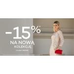 Monnari: 15% zniżki na nową kolekcję odzieży damskiej
