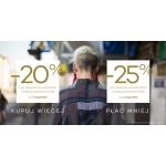 Monnari: 20% lub 25% rabatu na odzież damską z kolekcji jesień-zima