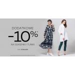 Monnari: dodatkowe 10% rabatu na sukienki i tuniki damskie