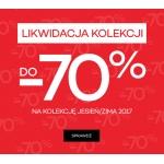 Monnari: wyprzedaż do 70% zniżki na kolekcję jesień-zima 2017