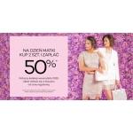 Monnari: z okazji Dnia Matki  50% zniżki przy zakupie 2 sztuk odzieży damskiej