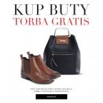 Monnari: 99% zniżki na torbę przy zakupie butów