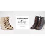 Monnari: najmodniejsze buty za pół ceny