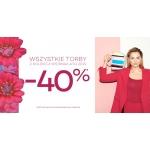 Monnari: 40% zniżki na wszystkie torby z kolekcji wiosna/lato