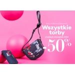 Monnari: 50% zniżki na wszystkie torby z kolekcji wiosna-lato 2018 na Dzień Matki
