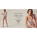Monnari: wyprzedaż do 50% rabatu na odzież marki Femestage Eva Minge