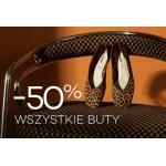 Monnari: wyprzedaż do 50% zniżki na wszystkie buty