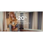 Monnari: dodatkowe 20% zniżki na spodnie, spódnice i żakiety z kolekcji wiosna-lato 2017