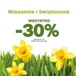Monnari: wiosenne i świąteczne 30% zniżki na wszystko
