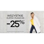 Monnari: 25% rabatu na wszystkie kurki i płaszcze damskie