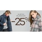 Monnari: 25% zniżki na kurtki i płaszcze