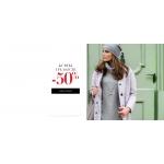 Monnari: 50% rabatu na kurtki i płaszcze