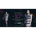 Monnari: dodatkowe 10% zniżki na Andrzejkowe sukienki