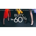 Monnari: wyprzedaż do 60% zniżki na obuwie