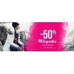 Moodo: wyprzedaż 50% rabatu na odzież damską