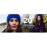 Moodo: 20% zniżki na kurtki, czapki, szaliki, rękawiczki damskie