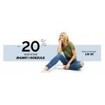 Moodo: 20% rabatu na wszystkie jeansy i koszule