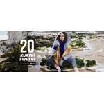 Moodo: 20% rabatu na kurtki i swetry damskie