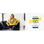 Moodo: do 50% zniżki na nową kolekcję odzieży damskiej