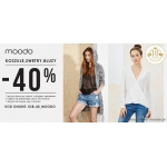 Moodo: 40% zniżki na koszule, swetry, bluzy
