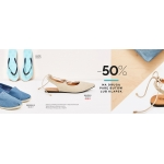Moodo: 50% rabatu na drugą parę butów lub klapek