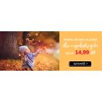Multu: modne ubrania dla dzieci na jesień już od 14,99 zł
