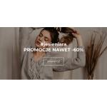 Mustache: 60% rabatu na kolekcję jesienną odzieży damskiej