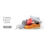 Muuno: 50% zniżki na obuwie męskie