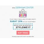 My Derma Center: weekend zniżek 20% rabatu na cały asortyment