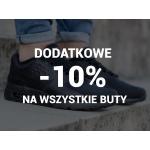 Nstyle: dodatkowe 10% rabatu na wszystkie buty