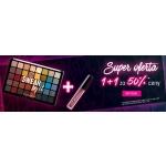 NYX Cosmetics: 50% rabatu na drugi produkt tańszy lub w tej samej cenie