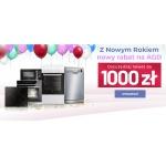 Neo24: wyprzedaż do 1000 zł zniżki na sprzęt AGD na nowy rok